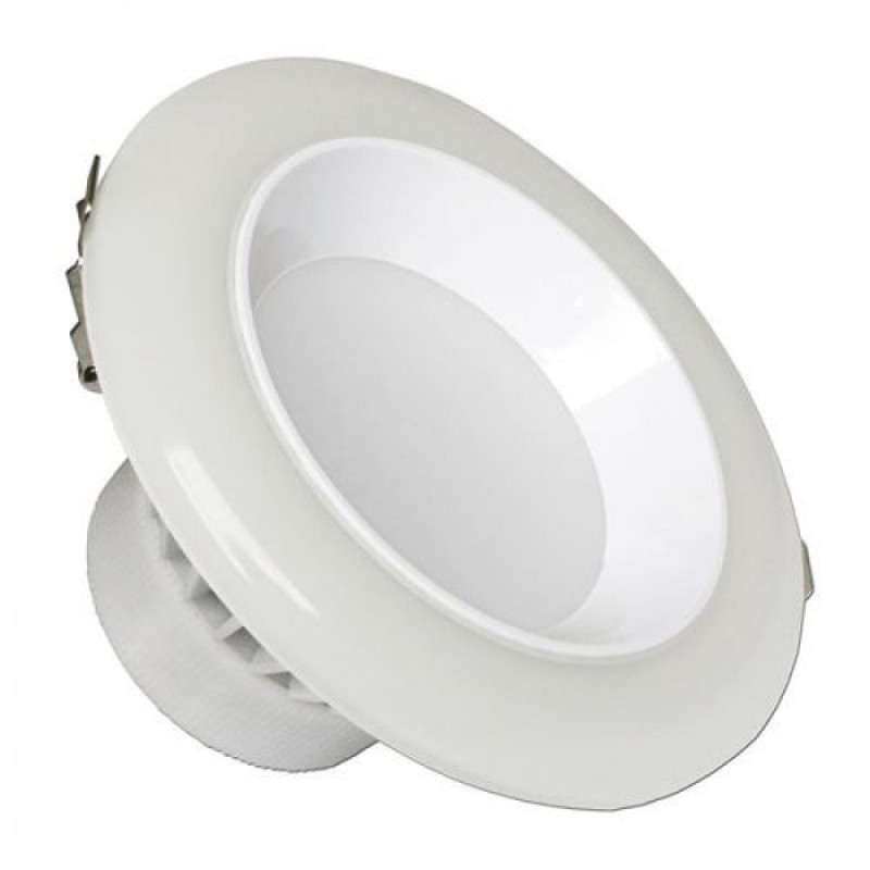 OPTONICA LED DOWNLIGHT 20W DIMMABLE 3000-6000K 1400LM 120° LUCE BIANCA FREDDA