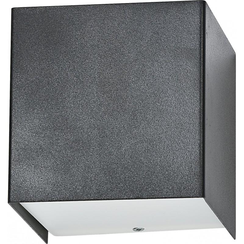 Applique a biemissione CUBE graphite 1x G9 5272 Nowodvorski
