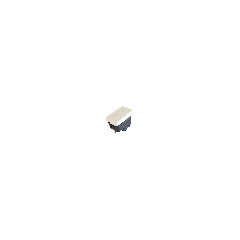 MAPAM INTERRUTTORE UNIPOLARE 01 (16A-250V) 502B/MTX BIANCO COMPATIBILE BTICINO MATIX