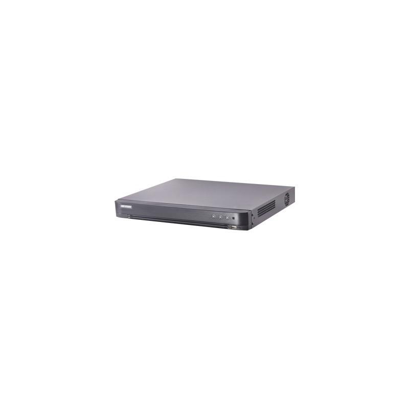 HIKVISION DVR 16 CANALI ANALOGICI (HD-TVI 4MP, AHD 1080P, HD-CVI 1080P) 1 canale IP 4MP HDD NON INCLUSO iDS-7216HQHI-M2/FA