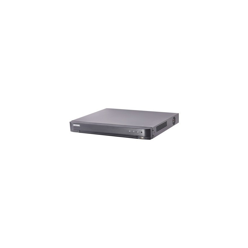 HIKVISION DVR 16 CANALI ANALOGICI (HD-TVI 4MP, AHD 1080P, HD-CVI 1080P) 1 canale IP 4MP HDD NON INCLUSO iDS-7216HQHI-M1/S